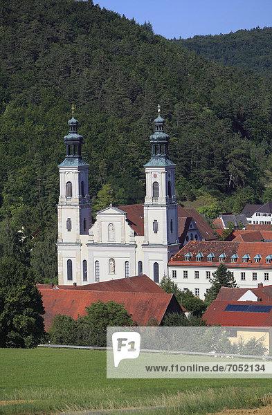 Kloster Pielenhofen  Oberpfalz  Bayern  Deutschland  Europa