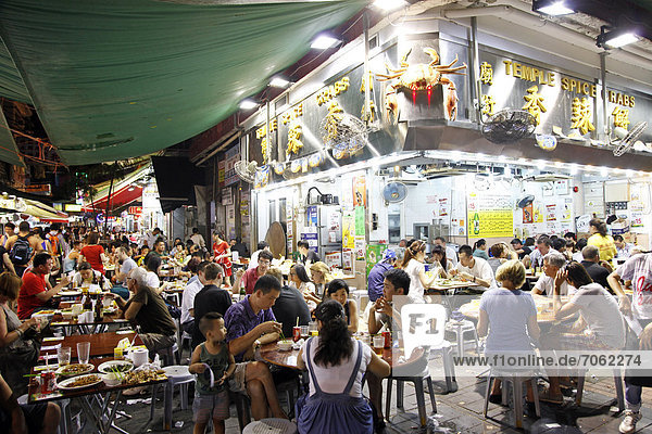 Mandatory Credit: Photo by Paul Brown / Rex Features (1856245e) Stalls in Temple Street Night Market in Hong Kong  China Hong Kong  China - August 2012