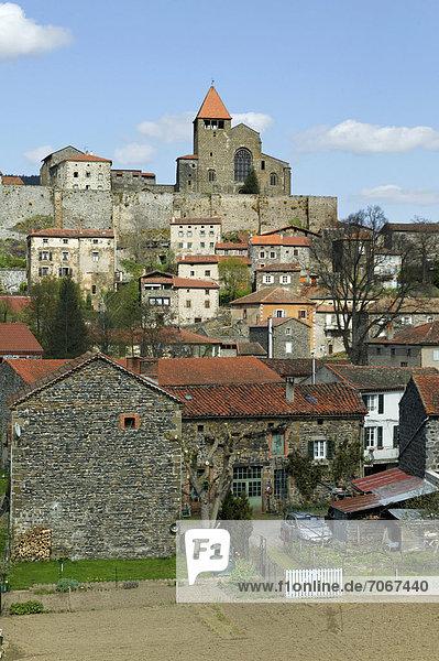 Frankreich Europa Auvergne
