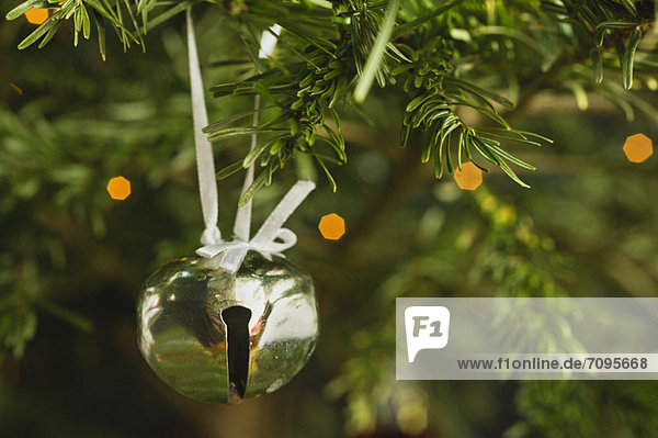 Jingle Bell Weihnachtsschmuck
