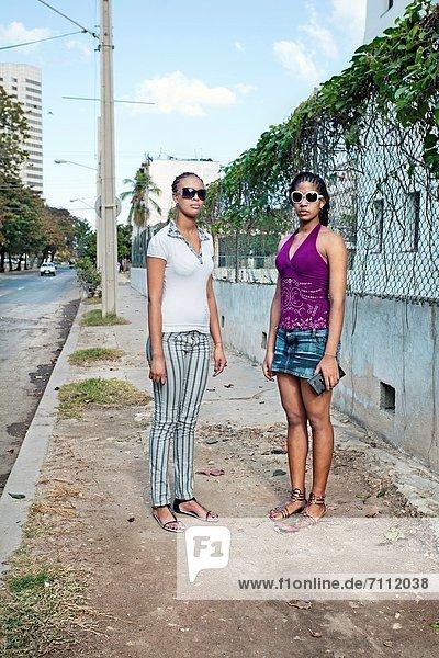 Straße  Kuba