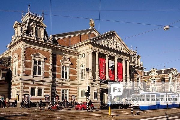 Amsterdam  Hauptstadt  Halle  Niederlande  Klassisches Konzert  Klassik  Konzert