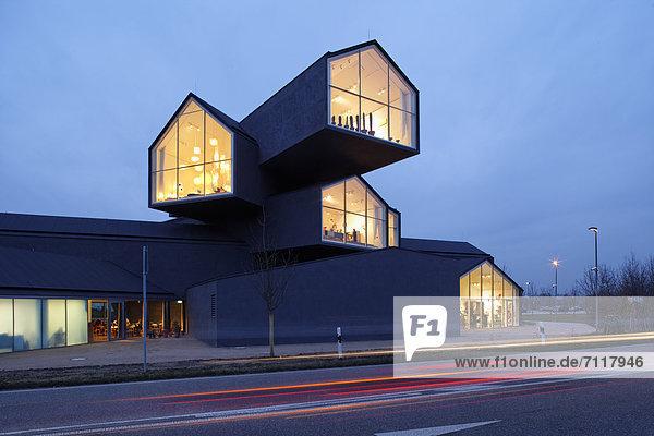 Europa Architektur Baden-Württemberg Betrieb Deutschland