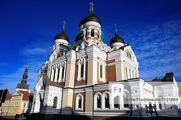 Tallinn  Hauptstadt  Estland