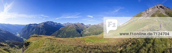 Morgenstimmung am Großglockner  Nationalpark Hohe Tauern  Kärnten  Österreich