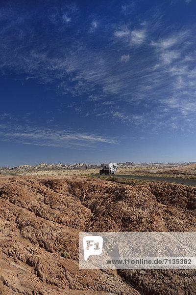 America  USA  United States  Colorado Plateau  Utah  Goblin Valley  State Park  erosion  desert  truck camper  camping  outdoor