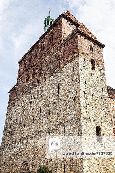 Havelberger Dom St. Marien  Havelberg  Sachsen-Anhalt  Deutschland  Europa