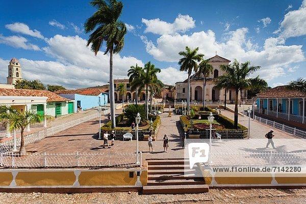 Plaza Mayor - Madrid , Trinidad und Tobago , Kuba