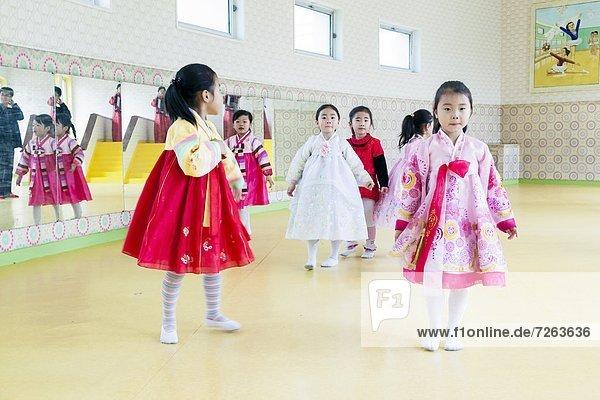 Mangyongdae Schoolchildren's Palace  Pyongyang  Democratic People's Republic of Korea (DPRK)  North Korea  Asia