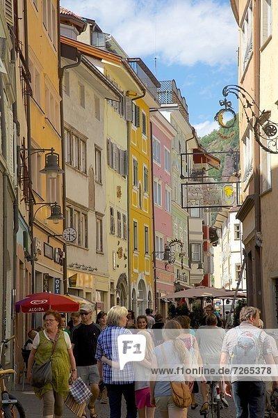 Europa  Trentino Südtirol  Bozen  Italien