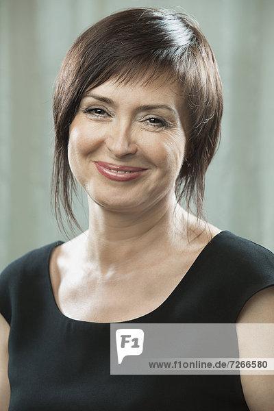 Portrait reife Frau
