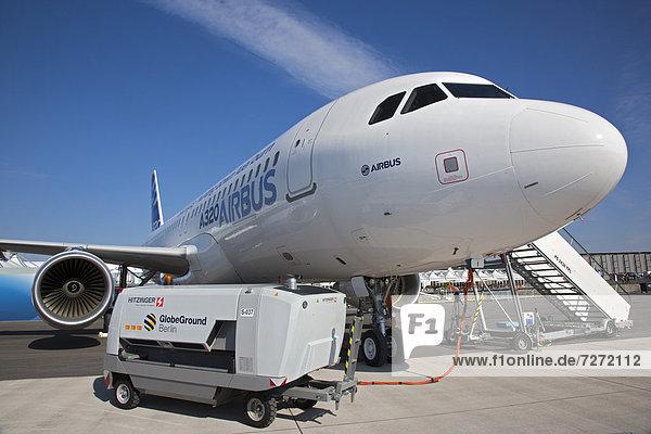 Airbus 300  ILA 2012  Berlin ExpoCenter Airport  Brandenburg  Deutschland  Europa