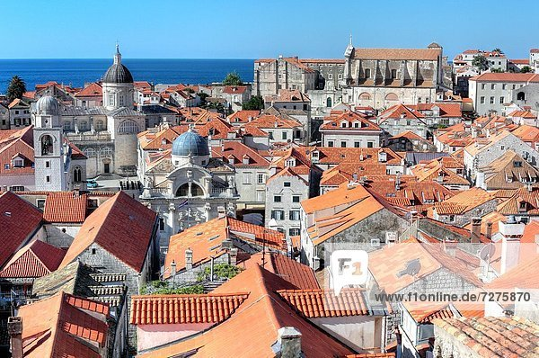 Kroatien Dalmatien Dubrovnik
