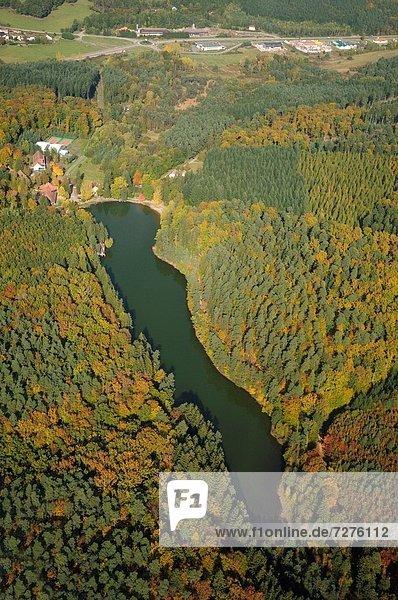 Frankreich  Landschaft  Region In Nordamerika  Lothringen