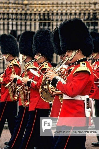 London  Hauptstadt  wechseln  England  Wachmann