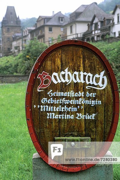 Berg  Wein  Zeichen  Wahrzeichen  Fluss  Dorf  Bacharach  Deutschland  Signal Berg ,Wein ,Zeichen ,Wahrzeichen ,Fluss ,Dorf ,Bacharach ,Deutschland ,Signal