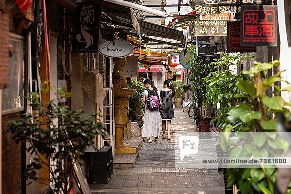 Kunst  kaufen  China  Ortsteil  Shanghai