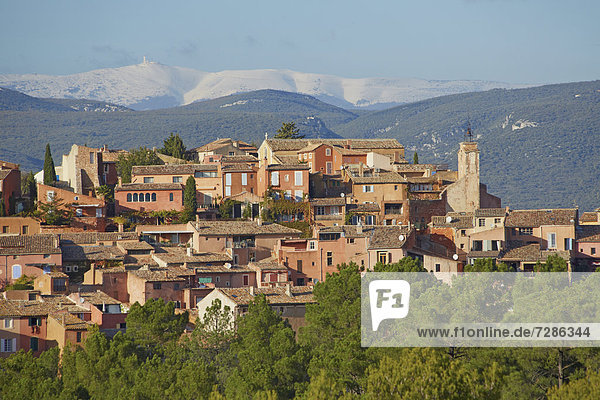 Frankreich Hintergrund Provence - Alpes-Cote d Azur