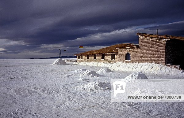 Produktion, Hotel, Bolivien, Speisesalz, Salz