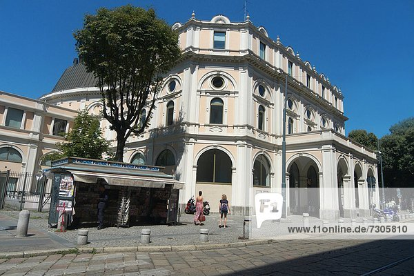 Italien  Lombardei  Mailand  Theater Dal Verme