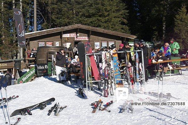 Andalo  Trentino Alto Adige  Italien
