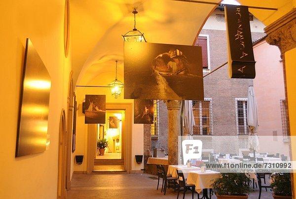 Emilia-Romangna Bologna Italien