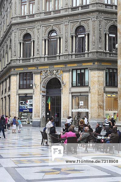 Kampanien Italien Neapel