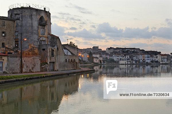 Frankreich Europa Aude Carcassonne Languedoc-Roussillon