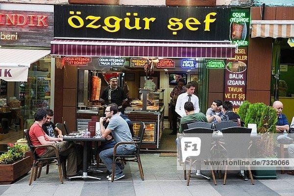 Truthuhn  Restaurant  Asien  Schwarzes Meer  Türkei