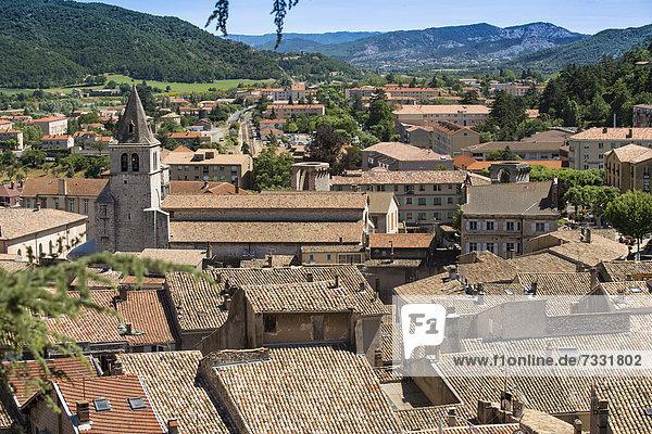 Frankreich Europa Provence - Alpes-Cote d Azur