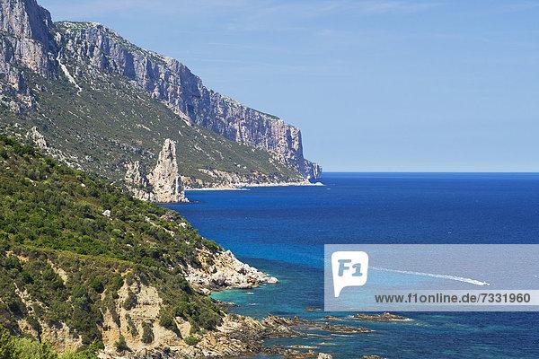 nahe Europa Hochebene Italien Petra Sardinien