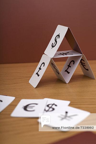 Währungskarten