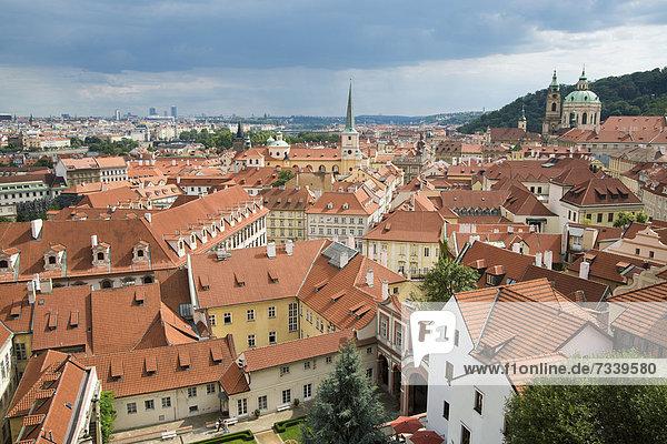 Europa Tschechische Republik Tschechien