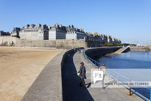 Frankreich Europa Bretagne