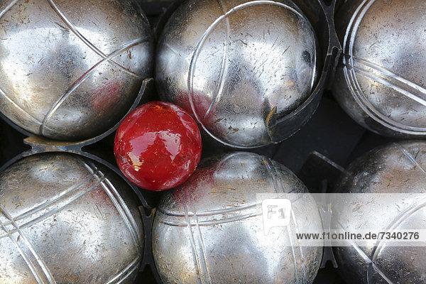 Boule-Kugeln