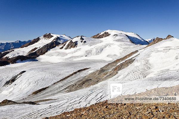 Europa  Berg  Berggipfel  Gipfel  Spitze  Spitzen  über  Tal  Lodge  Landhaus  Italien  Weg