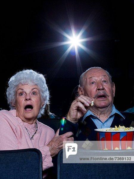 Frau  Mann  sehen  Sorge  Film