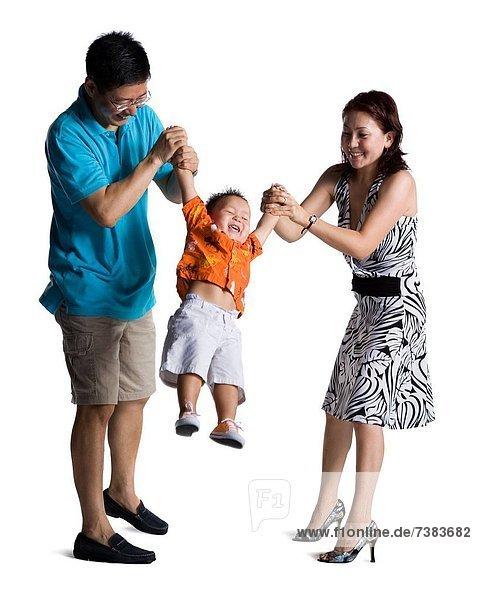 Junge - Person  Menschliche Eltern  jung