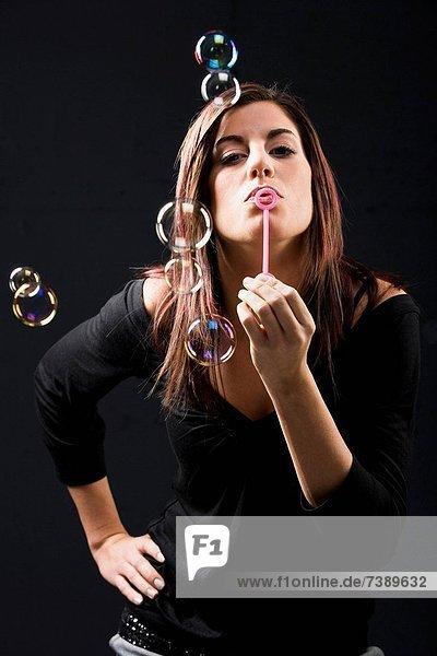 Frau Blasen Blasen