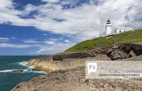 Geschichte  Leuchtturm  Arecibo  Puerto Rico