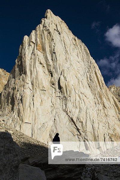 Felsbrocken , Lifestyle , Kalifornien , klettern