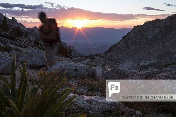 Felsbrocken  Lifestyle  Kalifornien  klettern