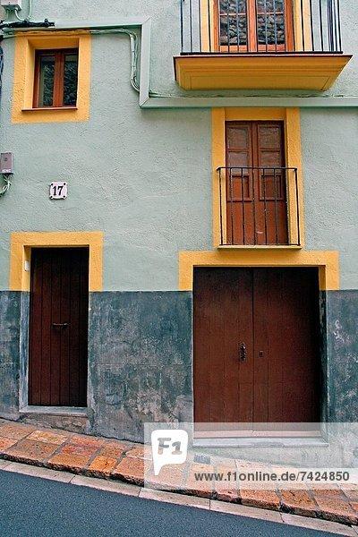 Wohnhaus Katalonien Spanien Tarragona