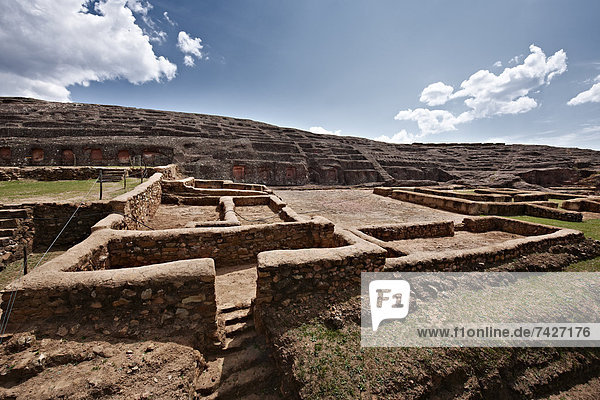 El Fuerte de Samaipata  Bolivien  Südamerika  Amerika