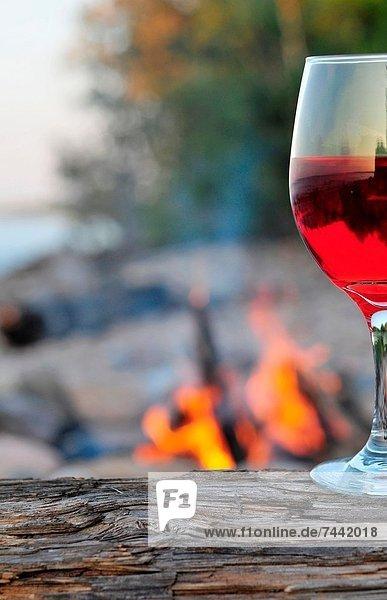 Lagerfeuer Profil Profile Wein