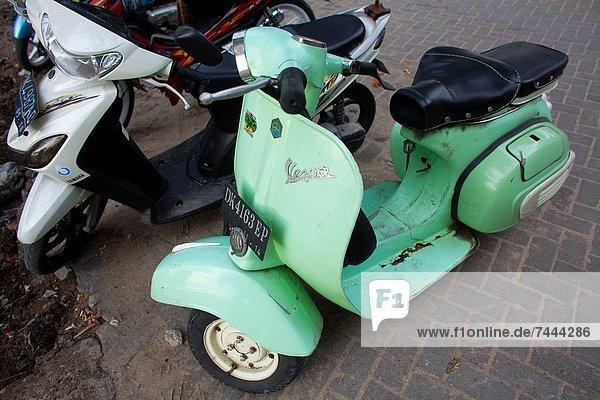 Mensch  Menschen  Transport  klein  Indonesien