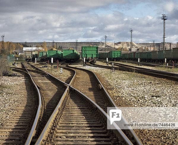 Industrie  Umwelt  Zug  Estland