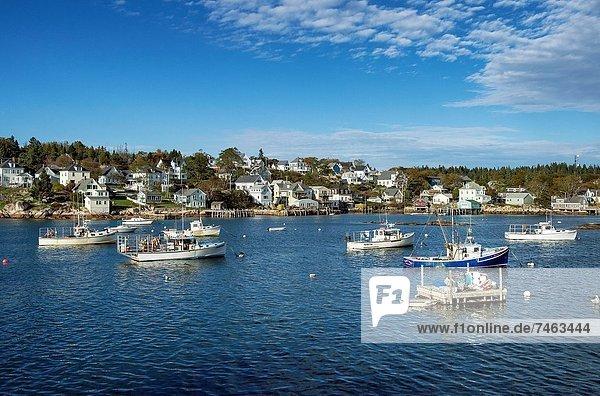 Fischereihafen  Fischerhafen  Maine