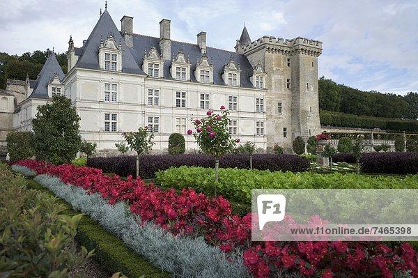 Frankreich  Europa  UNESCO-Welterbe  Indre-et-Loire  Loiretal