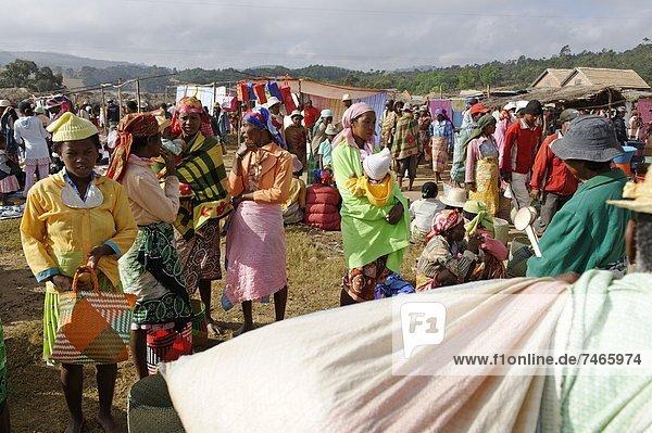 Freitag  Afrika  Madagaskar  Markt
